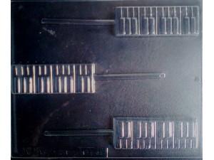 Keyboard Mould 3 Cavity