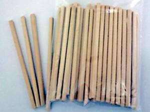 89mm Wooden Lollipop Sticks
